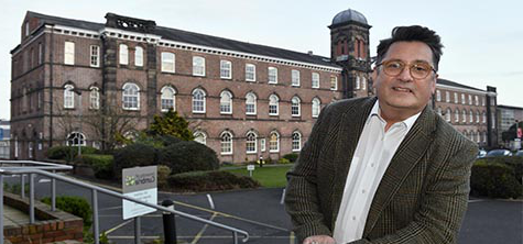Brian Webster-Henderson Institute of Health (picture credit: 新闻quest Cumbria)